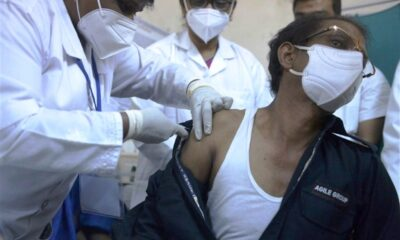 India Reports Only 447 Cases of Covid-19 Vaccine Side Effects