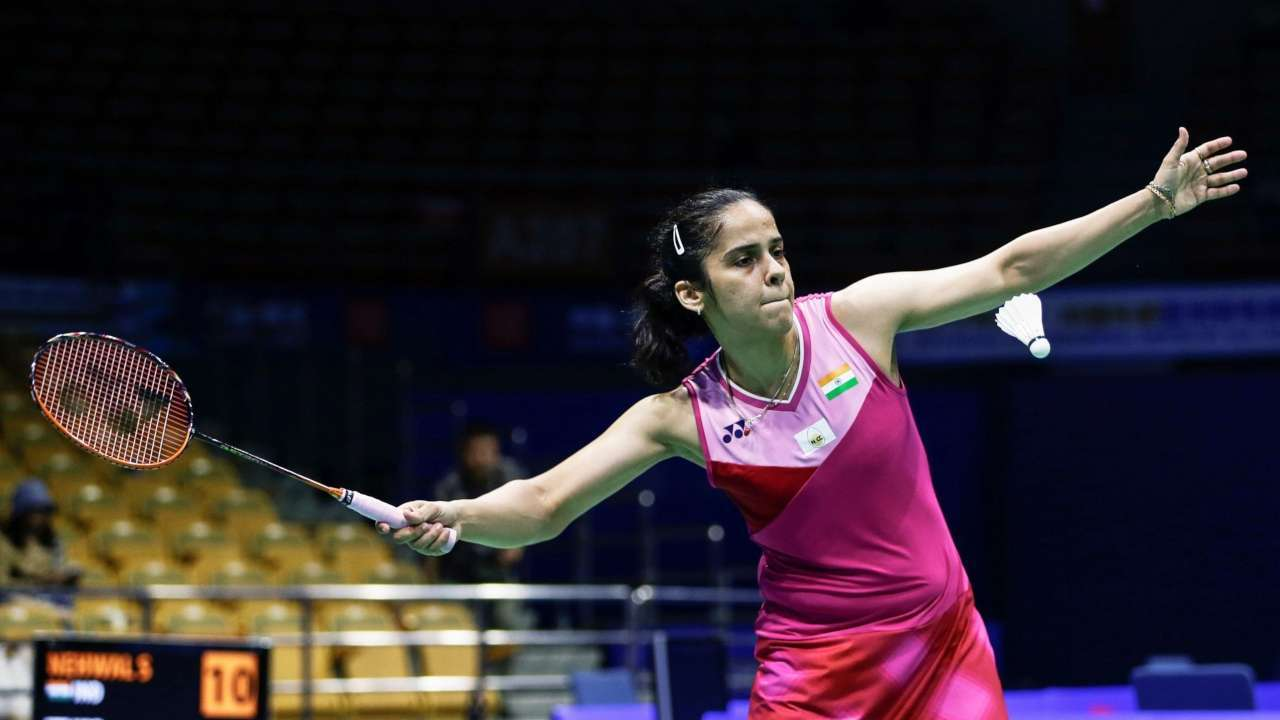 India's Badminton Star Saina Nehwal Cleared to Play in ...