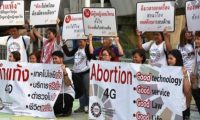 Lawmakers in Thailand Vote in Favor of Allowing Abortion up to 12 Weeks
