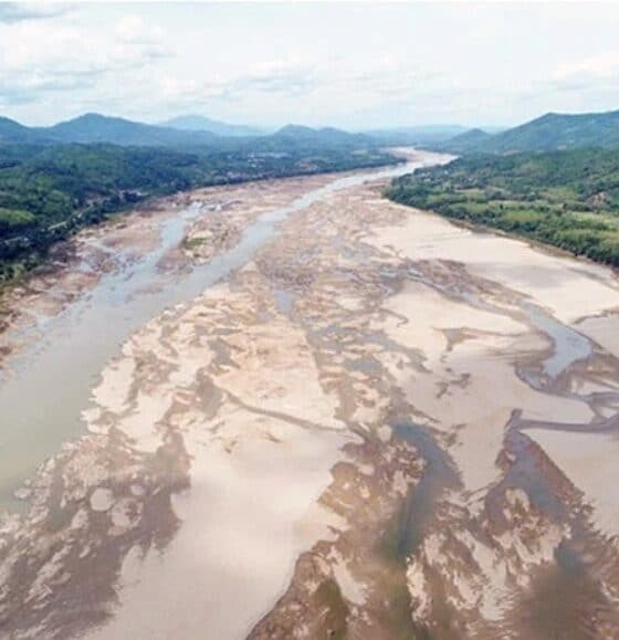 Mekong River Being 'Dammed' with Uncertainty by China and Laos