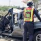 On the Second Day of New Years Holiday 74 Killed in 586 Road Accidents