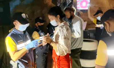 Over a Hundred Thai and Foreigners Arrested in Koh Phangan Party