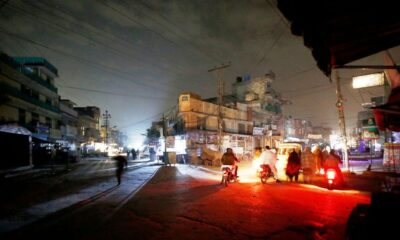 Pakistan Plunged into Darkness with Nationwide Blackout