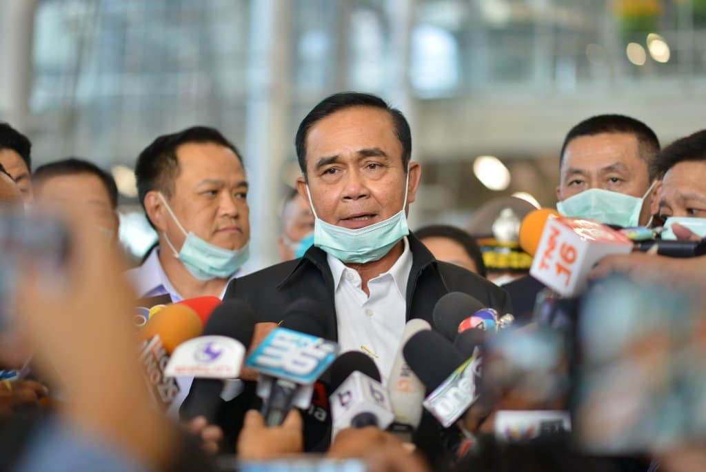 Pressure Mounting on the Prayut Government to Contain Covid-19
