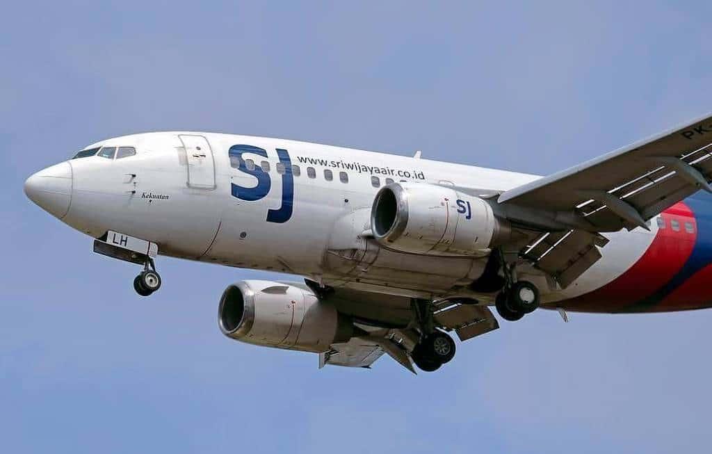 Sriwijaya Air Boeing 737-500 Passenger Jet Crashes into the Java Sea