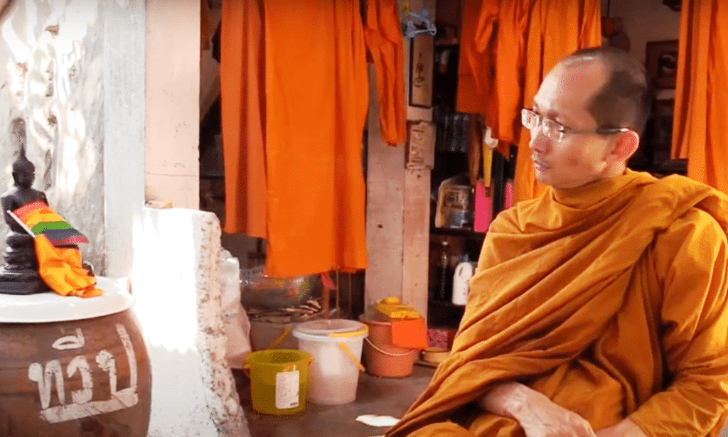 Thai Buddhist Monk Faces Backlash Over His Pro-Choice Views