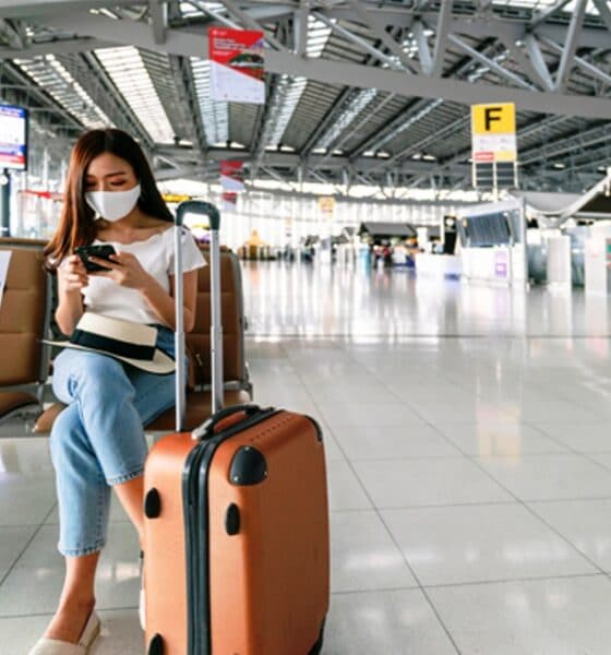 Thailand's Domestic Air Travel Drops by 60% Due to Covid-19 Fears
