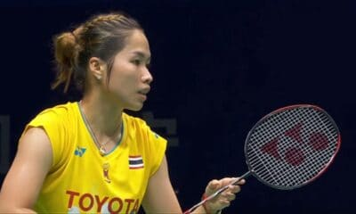 Thailand's Badminton Star Ratchanok Out of BWF World Tour Finals