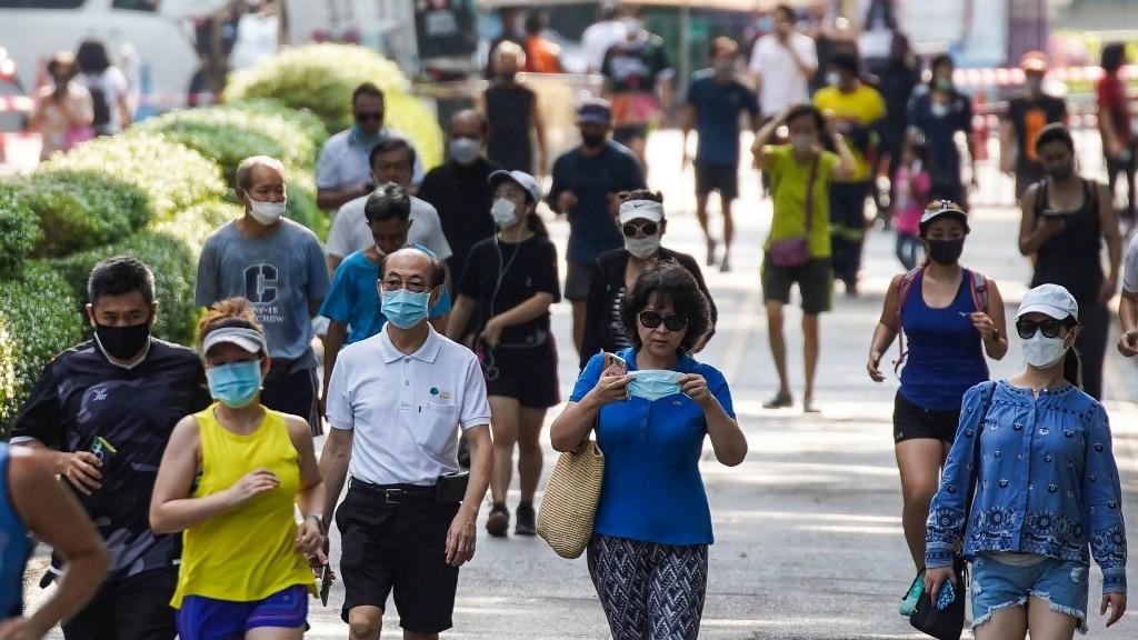 Thailand, Health Officials, provinces Covid-19