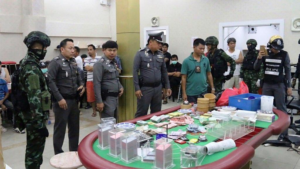 gambling dens, Gambling Websites, Thailand