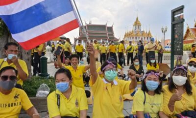 Ultra Royalist Group Launches New Political Party in Thailand