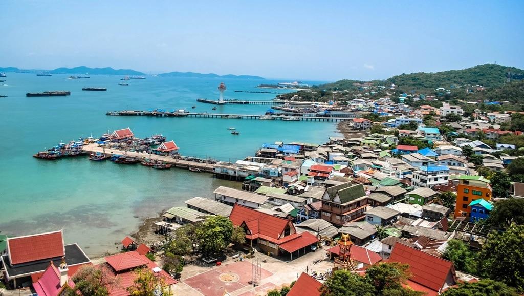 order, chon buri, Thailand,Koh Si Chang Island
