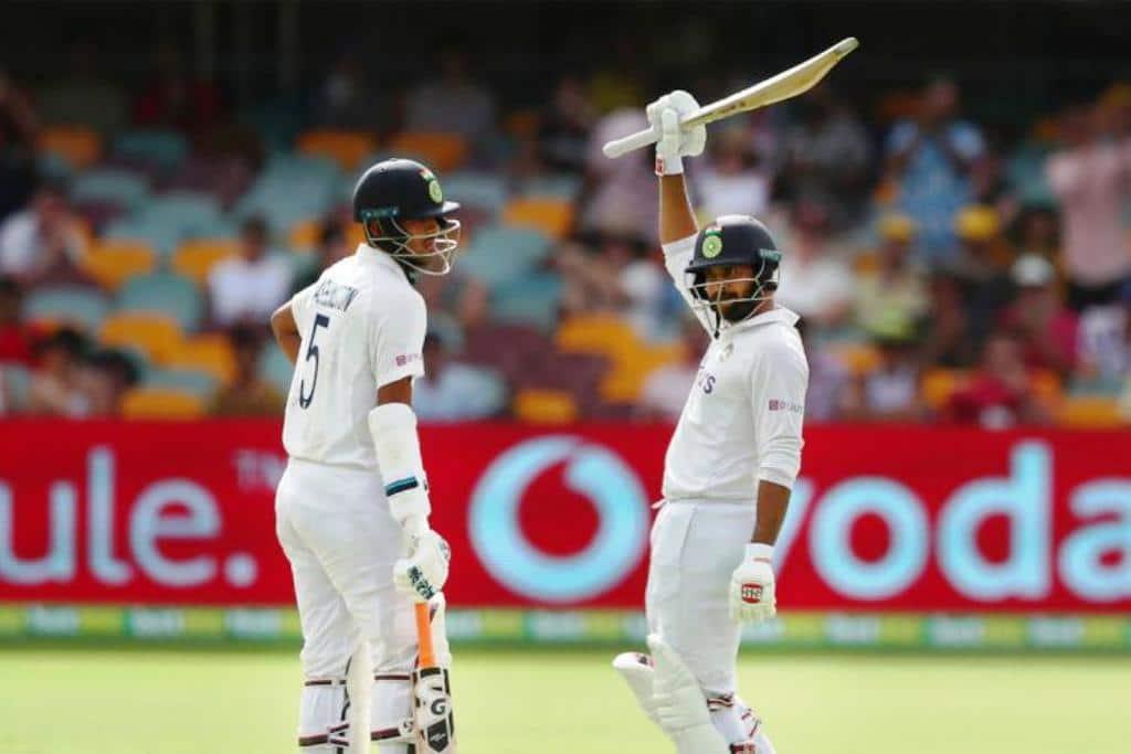 Washington Sundar, Shardul Thakur Star in Another Fine Indian Rearguard