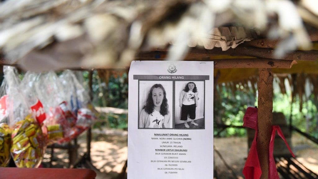 "Malaysia Coroners Inquest Rules Irish Teens Death a ""Misadventure"""