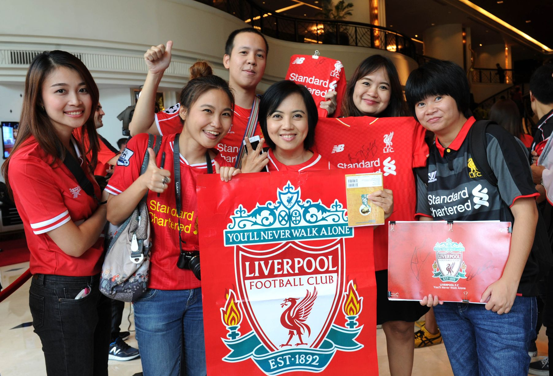 Why Thai People Are Huge English Premier League Football Fans