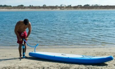 Benefits of an Inflatable Paddle Board
