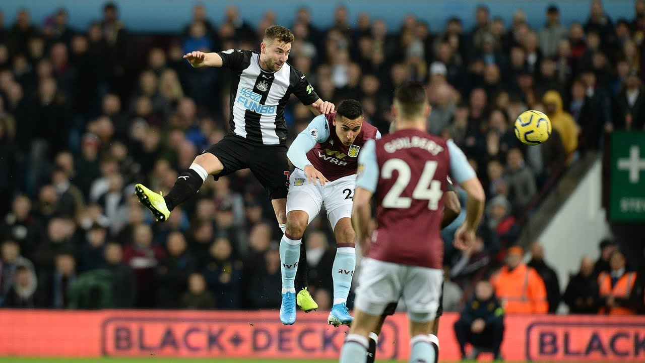 Villa beat Newcastle Increasing Pressure on Manager Steve Bruce