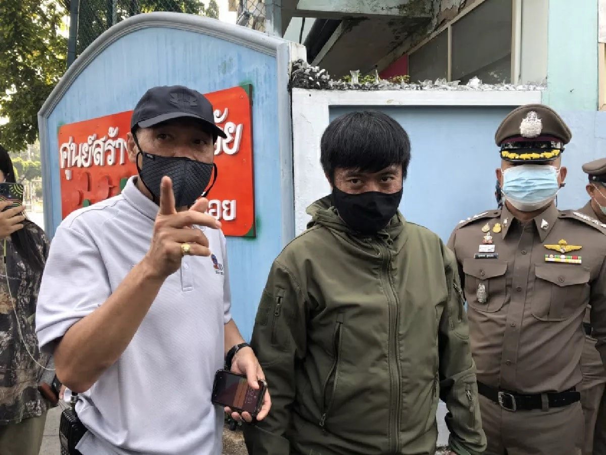 Thailand, Police, pro-democracy protester,abducted