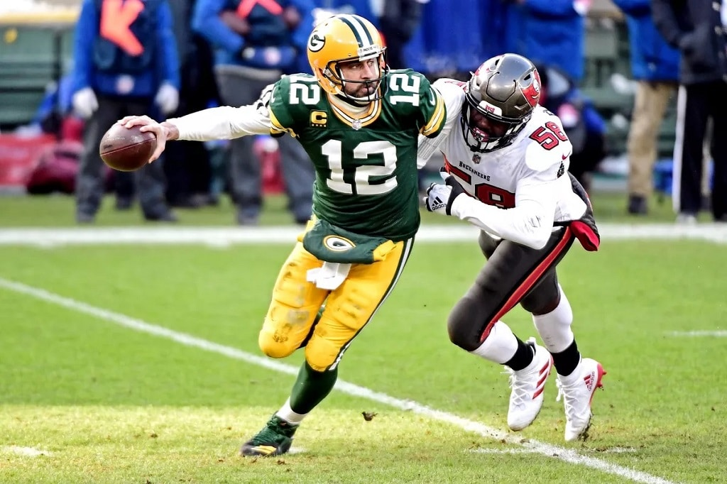 Buccaneers Head to the Super Bowl Beating Packers 31-26
