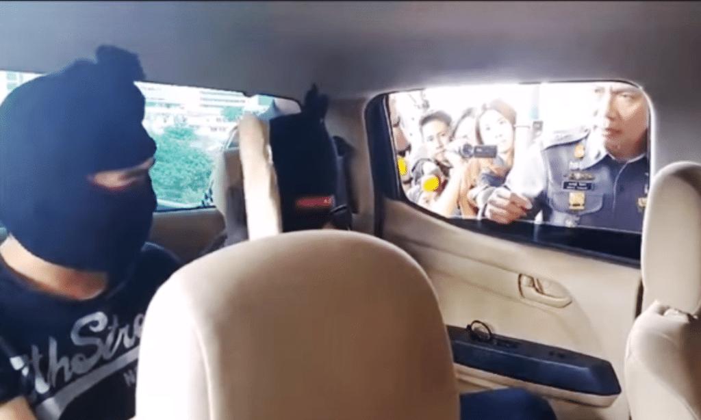 Robbers Apprehended in 6 Million Baht (US$ 196,900) Gold Heist