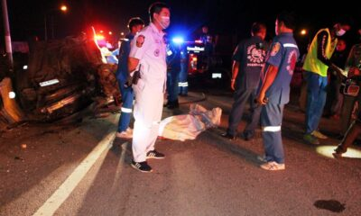 """pickup,Famous Lead Singer of Thailand's """"For You Band"""" Killed in Car Crash"""