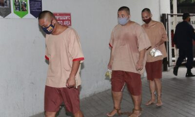 Northern Thailand Drug Lords Sons Sentenced to Death
