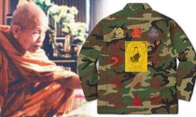 American Clothing Brand Supreme Offends Thai Buddhist Monks
