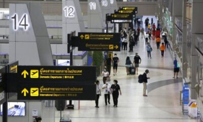 Department of Airports Report A Rise in Domestic Passengers