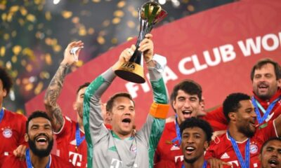 Bayern,Germany's Bayern Munich Wins World Cup Victory Over Tigres UANL