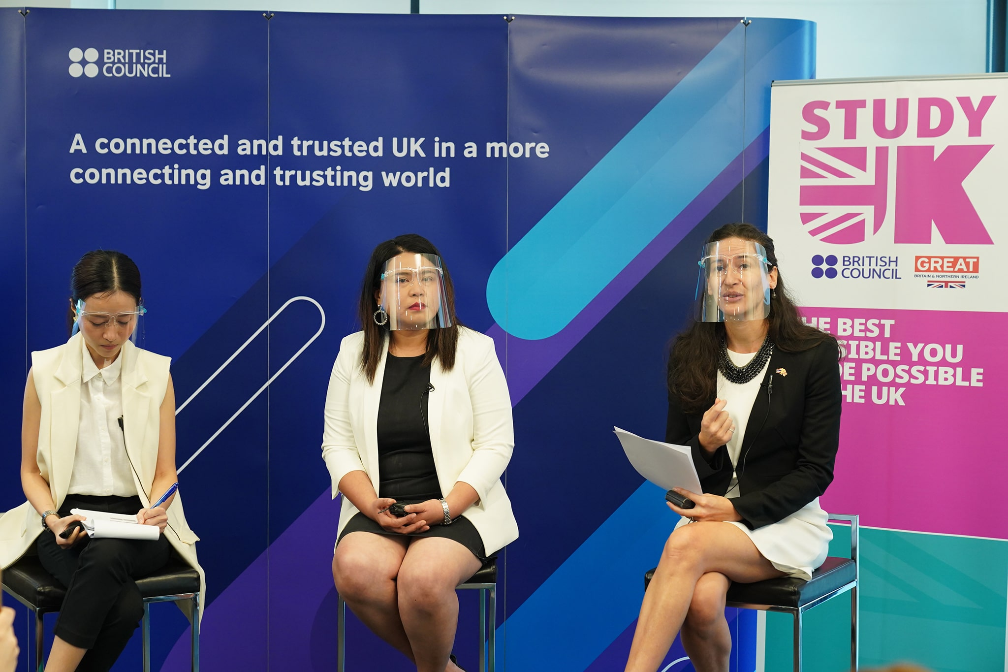 UK Remains the Most Popular Education Destination for Thai Students