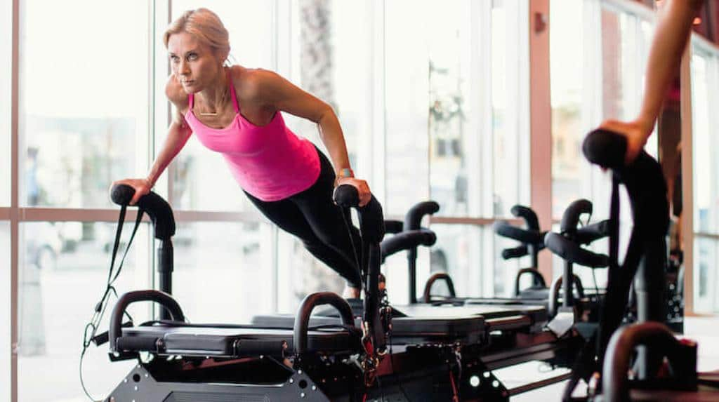 Learn How to Push Your Pilates Fitness Goals With Megaformer