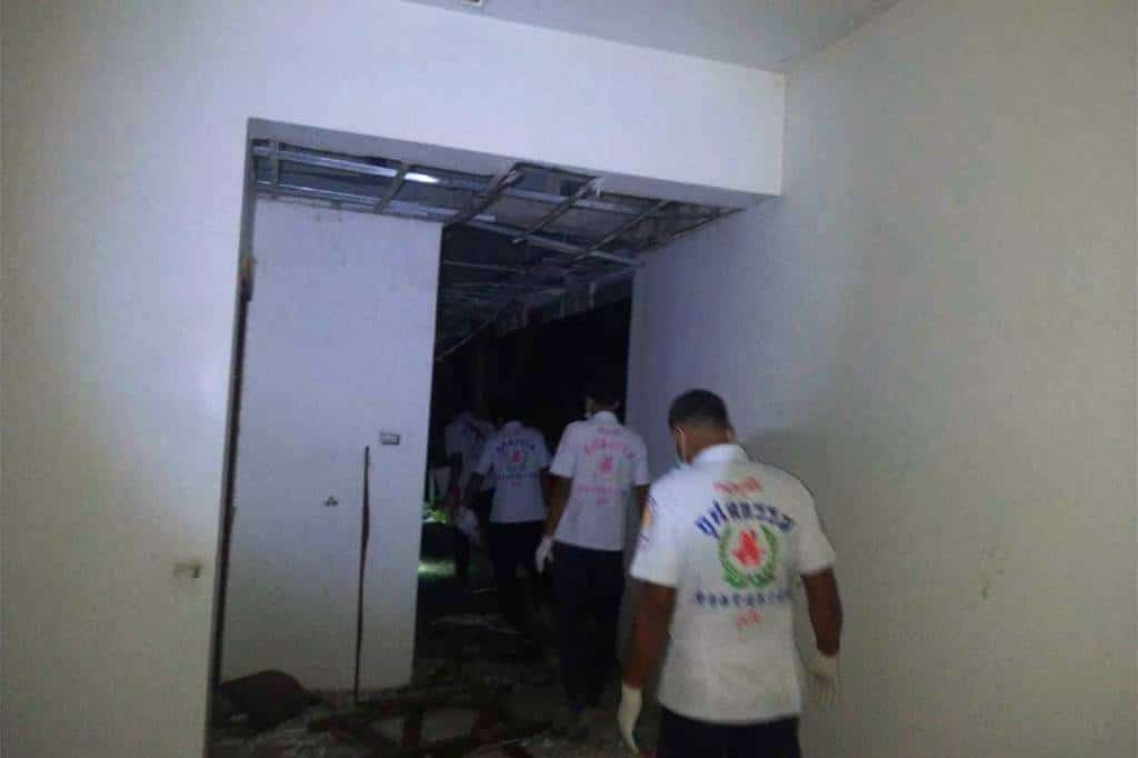Man from Kyrgyzstan Found Hanged at Deserted Hotel in Phuket