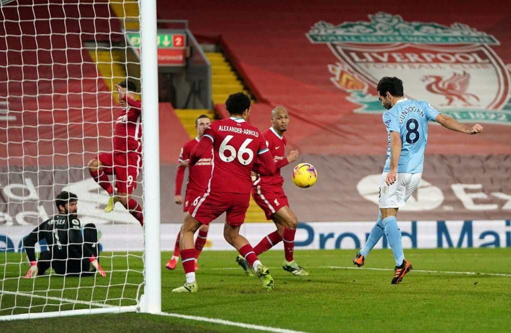 Manchester City Leaves Liverpool's Title Defence in Tatters