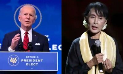 Myanmar Military Coup Tests Biden's Ability to Counter China in Asia
