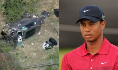 "PGA Golf Legend Tiger Woods in ""Serious Condition"" After Vehicle Crash"