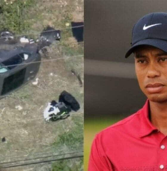 """PGA Golf Legend Tiger Woods in """"Serious Condition"""" After Vehicle Crash"""