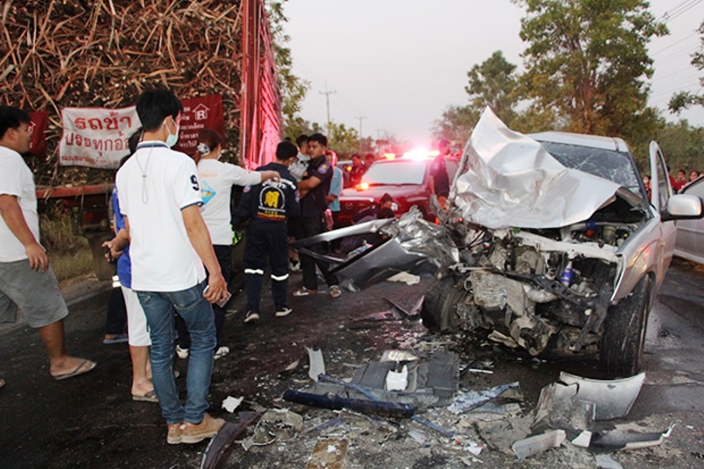 Police Report One Killed, Three Injured in Horrific Traffic Accident