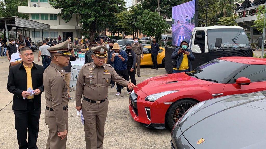 Police Take Down Online Gambling Network Trading in Billions of Baht