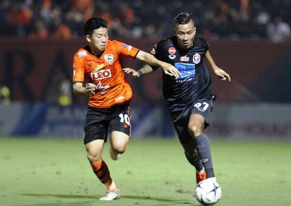 Port F.C. Claims 2-1 Victory Over Defending Champions Chiangrai United