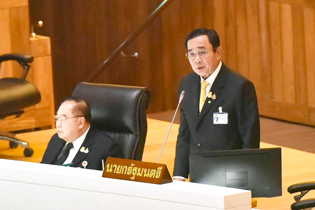 Prime Minister Denies Allegations He Profited from Illegal Gambling Dens
