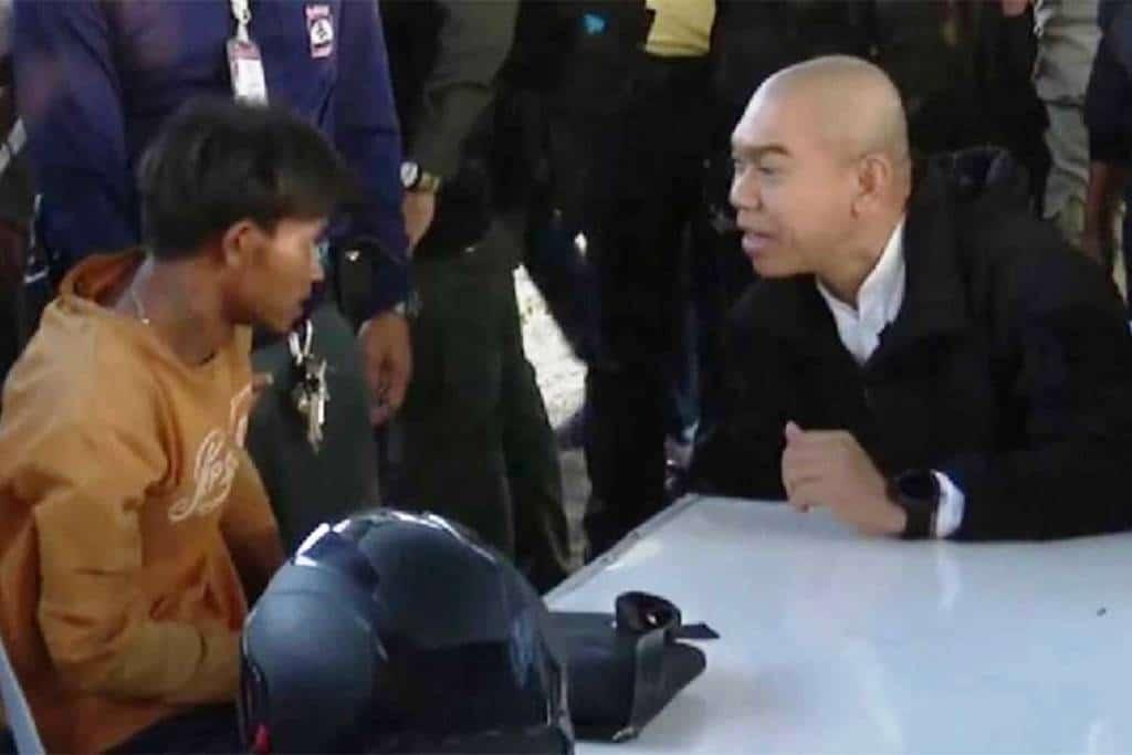 Nakhon Ratchasima, released convict, girl, rape, murder,