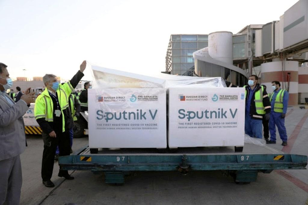 Russia, Sputnik V, ,Covid-19 ,Vaccine