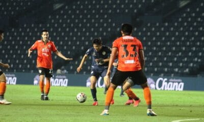 Buriram United Defeat T1 League Champions Chiang Rai United 1-0