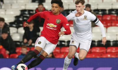 Teenage Star Shola Shoretire Makes Manchester United History