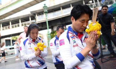 Thailand, Taekwondo, Coach,, Thai Citizen