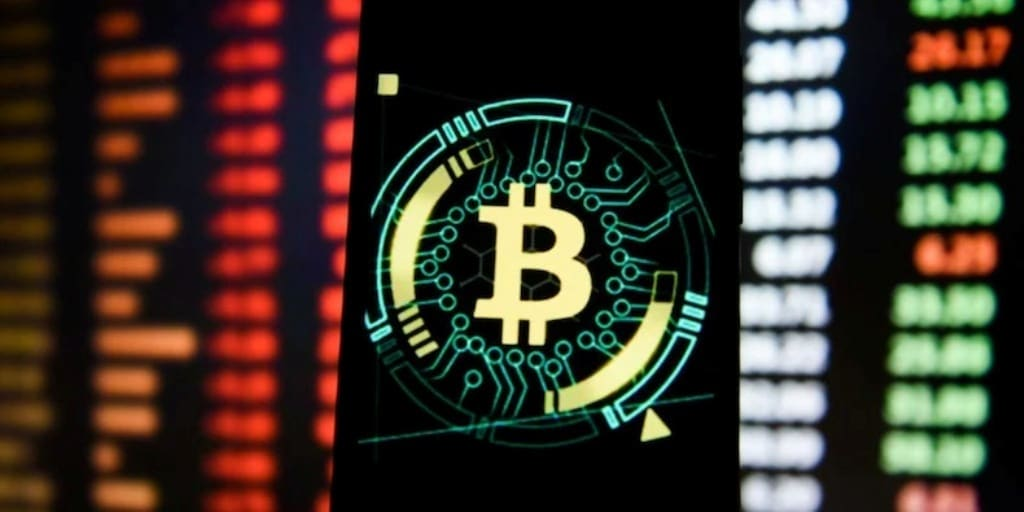 cryptocurrency, Bitcoin ,Trading