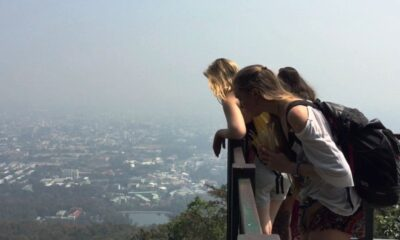 Unhealthy Levels of PM2.5 Dust has Begun to Worsen in Chiang Mai