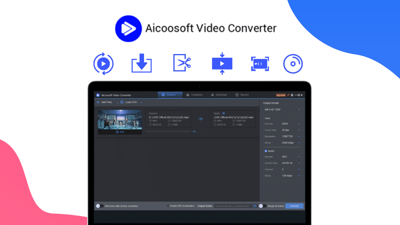 Aicoosoft Ultimate Video Converter Review