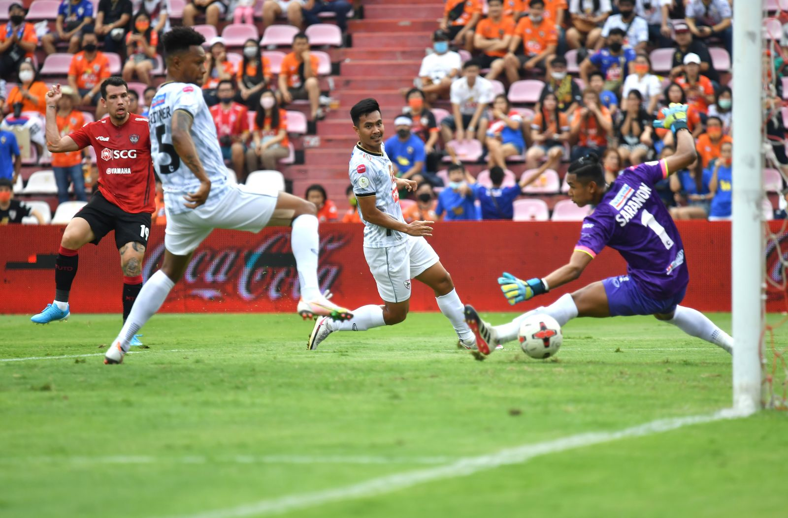 Chiangrai United Ends SCG Muang Thong's Bid for a Top 3 Finish