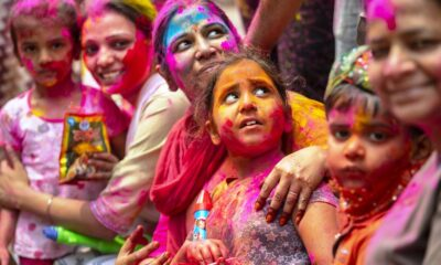 Coronavirus Surges in India as Hindus Gather for Holi Celebrations